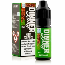Dinner Lady Mint Tobacco 50/50 10 ml