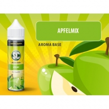 SC Liquid Shaken Vape Apfelmix 50ml 0mg