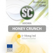 SC Liquids Honey Crunch
