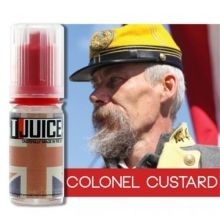 T-Juice Original UK E-Liquid Colonel Custard