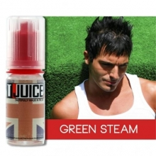T-Juice Original UK E-Liquid Green Steam