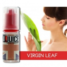 T-Juice Original UK E-Liquid Virgin Leaf