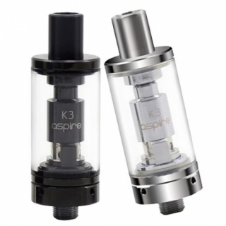 Aspire K3 Clearomizer Verdampfer Set