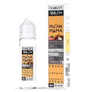 Charlie´s Chalk Dust - Pacha Mama - Peach Papaya Coconut Cream 50 ml - 0 mg