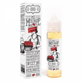 Charlies Chalk Dust Shake and Vape Miss Meringue 50ml 0mg