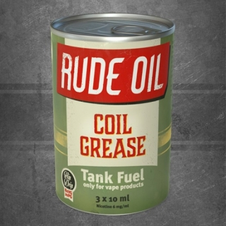 Rude Oil E-Liquid Coil Grease
