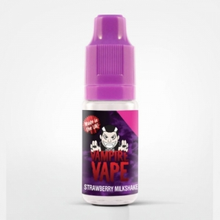 Vampire Vape E-Liquid Strawberry Milkshake