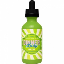 Dinner Lady Apple Pie Shaken Vape 50ml 0mg