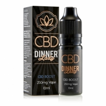 Dinner Lady - CBD BOOST 250mg