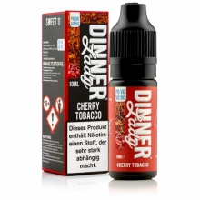Dinner Lady Cherry Tobacco Liquid 10ml