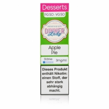 Dinner Lady -Desserts- Apple Pie Liquid 10ml