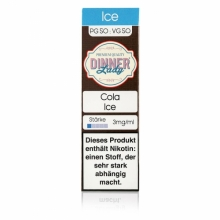 Dinner Lady -Ice- Cola Ice Liquid 10ml