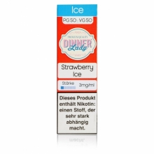 Dinner Lady -Ice- Strawberry Ice Liquid 10ml