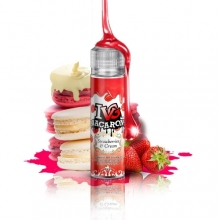 I VG - Macarons - Strawberries and Cream 50ml 0 mg