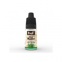 Kush Basics Hard Menthol CBD Liquid 10ml 100mg