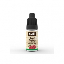 Kush Basics Sweet Raspberry CBD Liquid 10ml 100mg