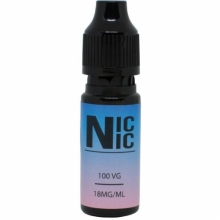 NIC NIC Nikotin E-Liquid Shot 100VG 18mg/ml
