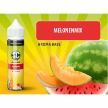 SC Liquid Shaken Vape Melonen Mix 50ml 0mg