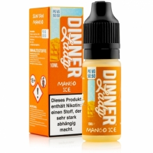 Dinner Lady Mango Ice 50/50 10 ml