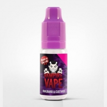 Vampire Vape Rhubarb & Custard Liquid 10ml