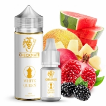 Dampflion Checkmate White Queen Longfill Aroma 10ml/120ml