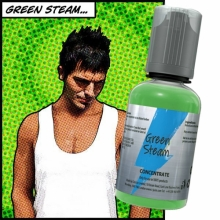 T-Juice Greensteam 30ml Aroma