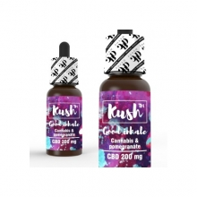 Kush Standard Good Inhale CBD Liquid 10ml 200mg