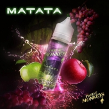 Twelve Monkeys Matata Liquid Shake & Vape 50/60ml