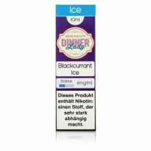 Dinner Lady -Ice- Blackcurrant Ice 10ml