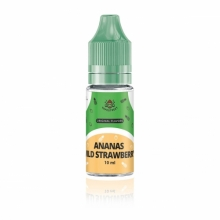 Vapestreet Ananas Wild Strawberry klassisches Aroma 10ml