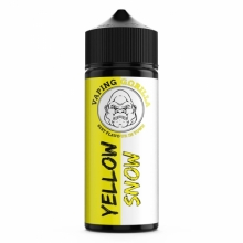 Vaping Gorilla Yellow Snow Longfill-Aroma 10/120ml