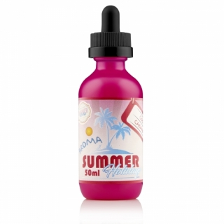 Dinner Lady Summer Holidays Cola Cabana Shaken Vape 50ml 0mg