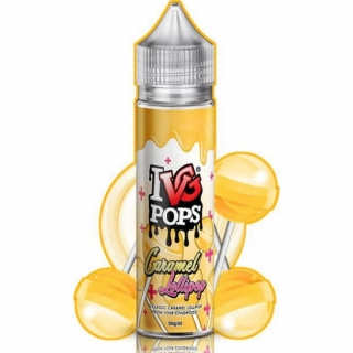 I VG - Pops - Caramel Lollipop 50ml 0mg