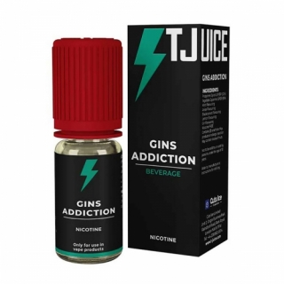 T-Juice / Halcyon Haze UK E-Liquid Gins Addiction 10ml