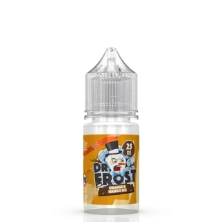 Dr. Frost Polar Ice Vapes - Orange Mango Ice Liquid Shake & Vape 25ml