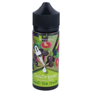 Vape Hansa Aroma ClouDrippin Psychedelic Edition ClouD Tea Fresh 20ml/120ml