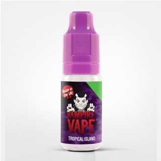 Vampire Vape Tropical Island Liquid 10ml