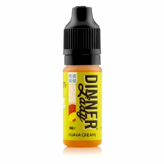 Dinner Lady Guava Cream Liquid 10ml