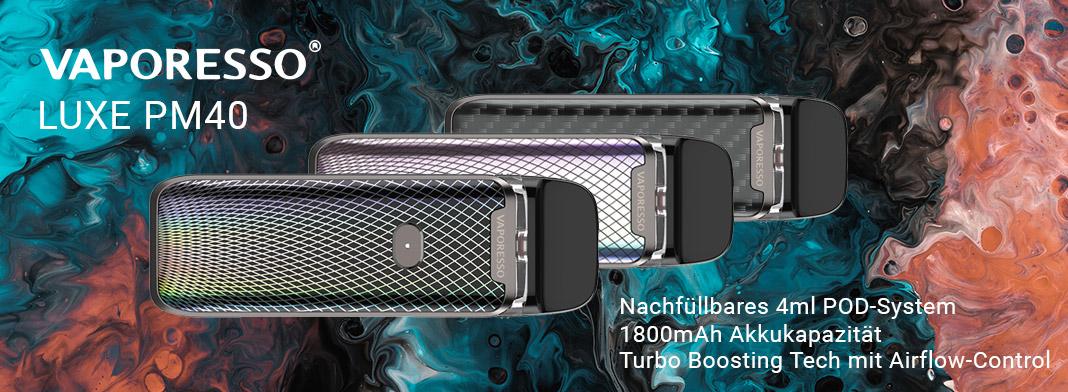 Vaporesso Luxe PM40 E-Zigaretten Set jetzt be