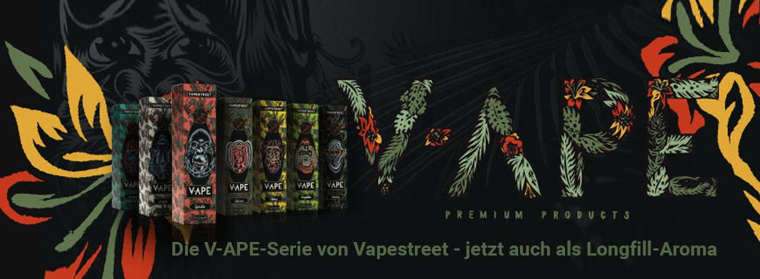 V-APE von Vapestreet Longfill Aroma